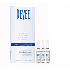 DEVEE HYALURON Moisture Active Effect Concentrate 無縫水膜精華