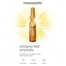mesoestetic Anti-aging Flash Ampoules 速長楠竹精華