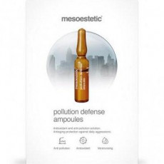 mesoestetic pollution defense ampoules 龍血樹抗氧精華