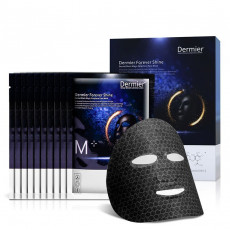 Dermier Black Magic Graphene Face Mask黑魔法充電面膜